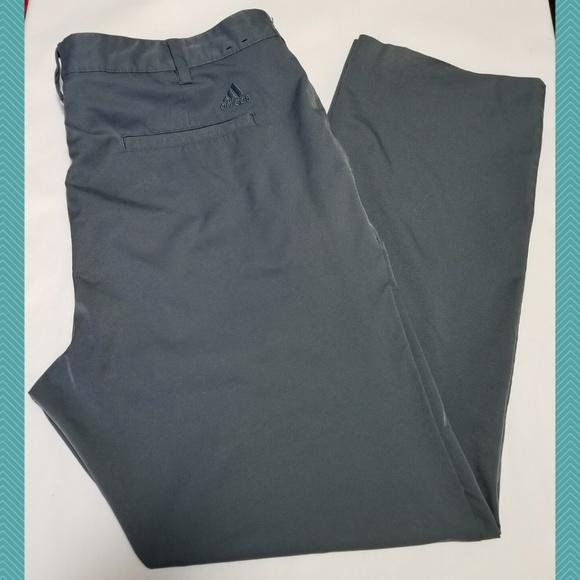adidas Other - Adidas Gray Straight Leg Pants